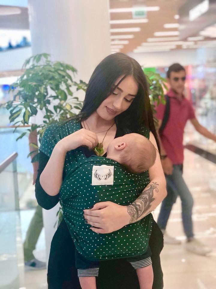 სლინგი თუ კენგურუ - რჩევა ახალბედა დედებისთვის
