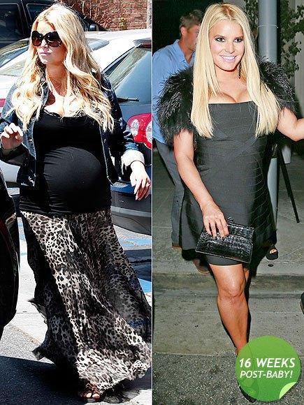 """""""სელებრითები"""" ორსულობის შემდგომ პერიოდში.. მათთვისაც რთულია ყოველთვის ფორმაში ყოფნა!"""