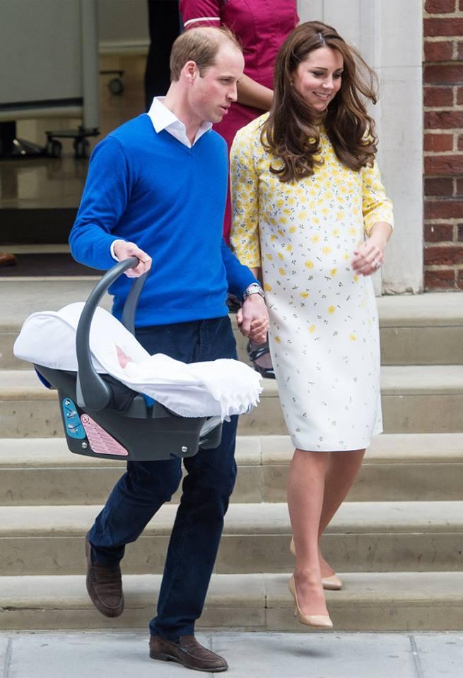 მეგან მარკლის ახალი უსაყვარლესი კადრი.. რომელ საბავშვო ბრენდს ირჩევს სამეფო ოჯახი?..