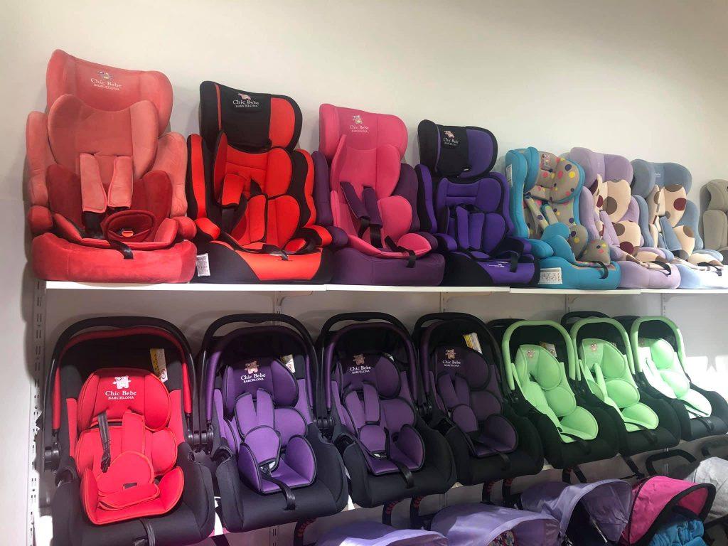 """საბავშვო მაღაზიათა ქსელ """"შიკ ბებეში"""" 60%მდე ფასდაკლებები და საჩუქრებია.."""