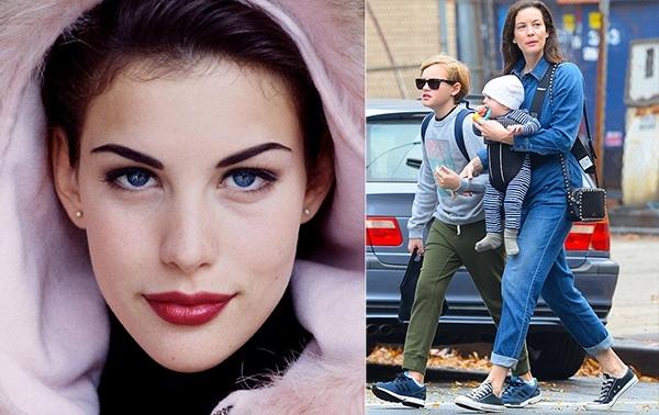 როგორ გამოიყურება ახლა და როგორი დედაა ერთ დროს ყველაზე ლამაზი ლივ ტაილერი