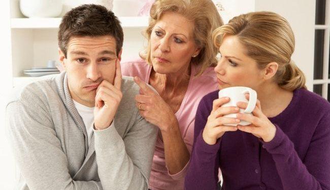 """""""დედა სხვაა და ცოლი სხვა. დედა შეიძლება კუზიანი იყოს და გიყვარდეს..."""""""