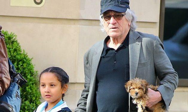 რატომ ეგონა 75 წლის რობერტ დე ნიროს ძაღლი დიდი კურდღელი? მსახიობი ნიუ იორკის ქუჩებში ქალიშვილთან ერთად...