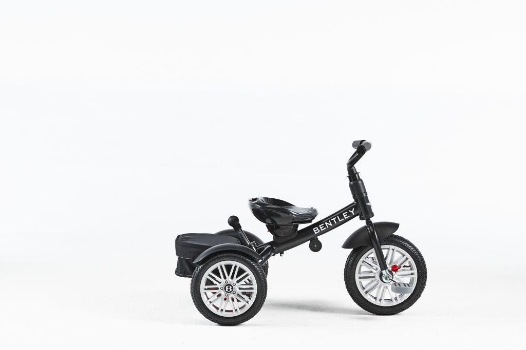 ინგლისური პრემიუმ ბრენდი  BENTLEY-ს ეტლი-ველოსიპედები შიკ ბებეს ქსელშია..