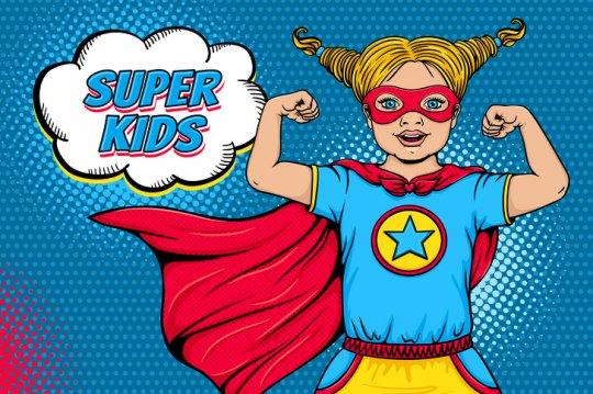 """როგორ დავეხმაროთ პატარებს რომ თავი """"სუპერ ბავშვებად"""" იგრძნონ...რჩევები მშობლებს"""