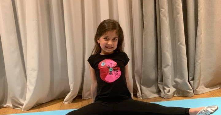 """""""მინდა ლამაზად ვცეკვავდე"""" ემილის პროფესიონალი მოცეკვავე სურს რომ გახდეს..."""