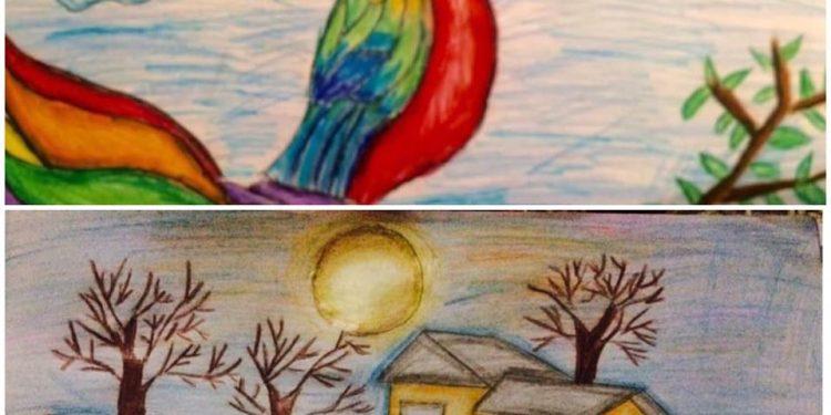 """""""დახატე შენი ფერადი სამყარო"""" TUC TUC- ისთვის შექმნილი ულამაზესი ფერები და ნახატები..."""