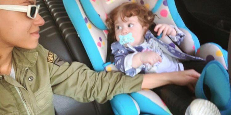თიკა ბალანჩინის ახალი ფოტო შვილთან ერთად...მომღერალი დედის ამპლუაში