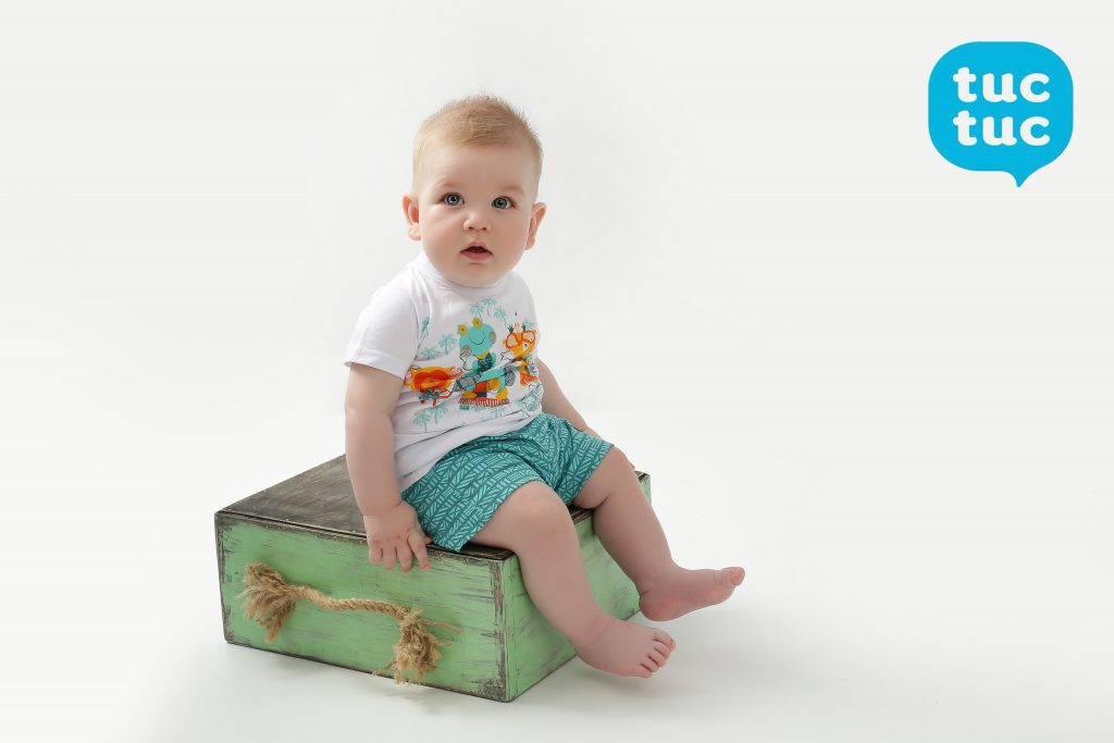 TUC TUC-ის 2019 წლის ზაფხულის კოლექციაში ჩვილების ხაზი განსაკუთრებულია...