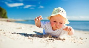 როგორ დავიცვათ ბავშვები მზის სხივებისგან - რჩევები