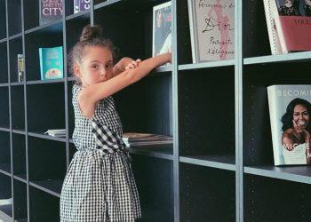 რა არის გლამური? 6 წლის ანამარიას ხედვა ცხოვრების განსაკუთრებულ სტილზე...