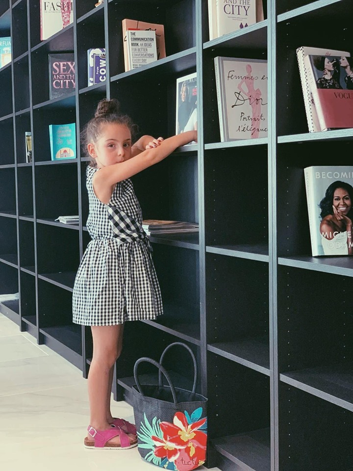 რა არის გლამური? 6 წლის ანამარიას ხედვა ცხოვრების განსაკუთრებულ სტილზე…