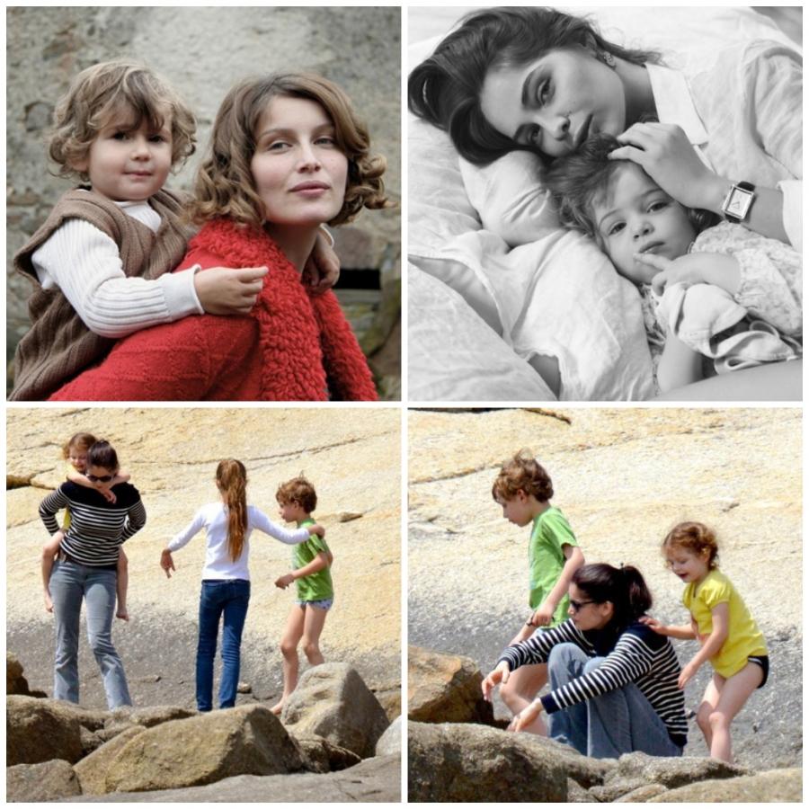 ლეტიცია კასტა - ჩვენი მუზა 1990-იანი წლებიდან... როგორ გამოიყურება ახლა და როგორი დედაა?