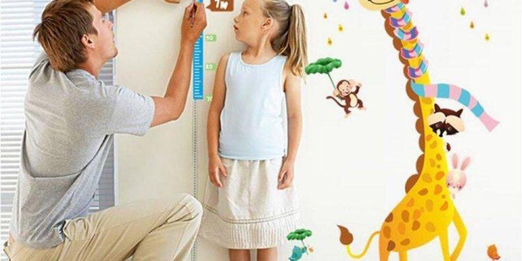 რა სიმაღლის იქნება თქვენი შვილი? როგორ შევუწყოთ ხელი ბავშვის სიმაღლეში ზრდას