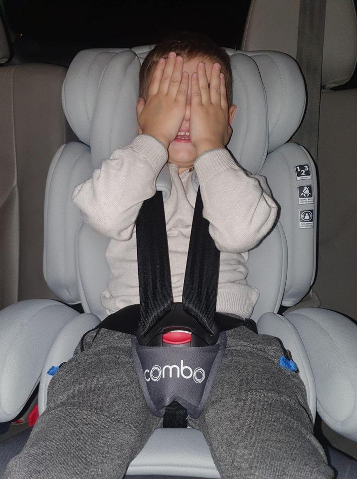 ექიმ არჩილ მარშანიას რეკომენდაციები, თუ როგორ უნდა მოხდეს მანქანის სავარძლის სწორად შერჩევა და მოხმარება...