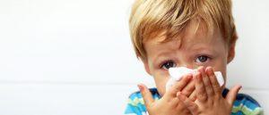 ბავშვი ხშირად ცივდება? როდის მივმართოთ იმუნოლოგს?