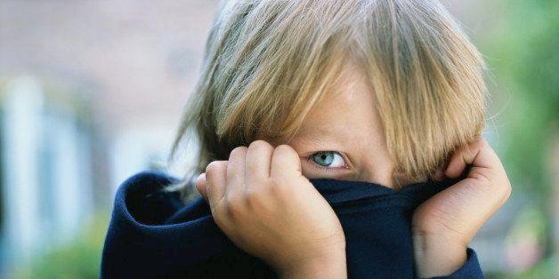 როდის არის ბავშვის სიმორცხვე პრობლემა?
