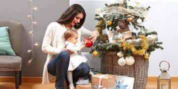 თუ თქვენი საახალწლო საჩუქრის ადრესატი მომავალი დედაა