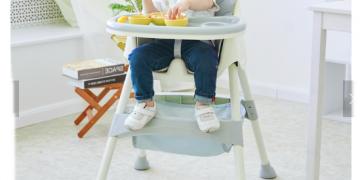სასადილო სკამის მნიშვნელობა ბავშვის ცხოვრებაში